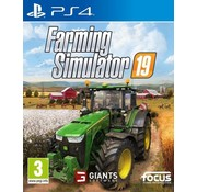 Focus PS4 Farming Simulator 19