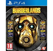 Take Two PS4 BORDERLANDS: THE HANDSOME COLLECTION