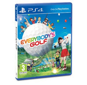 Sony PS4 Everybody's Golf