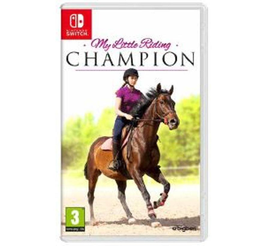 Nintendo Switch My Little Riding Champion