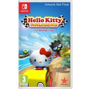 Nintendo Switch Hello Kitty Kruisers