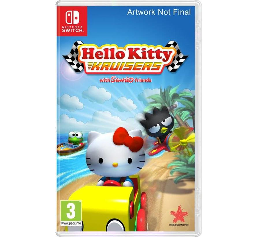Nintendo Switch Hello Kitty Kruisers kopen
