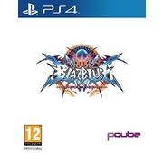 Pqube PS4 BlazBlue: Central Fiction