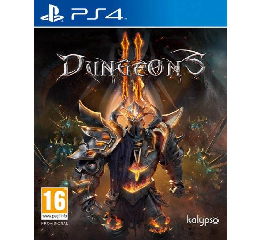PS4 Dungeons II (Dungeons 2)