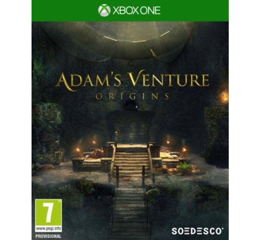 Xbox One Adam's Venture Origins
