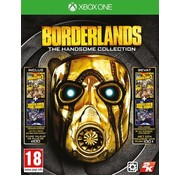 Take Two Xbox One BORDERLANDS: THE HANDSOME COLLECTION