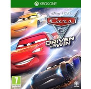 Warner Xbox One Cars 3: Driven to Win