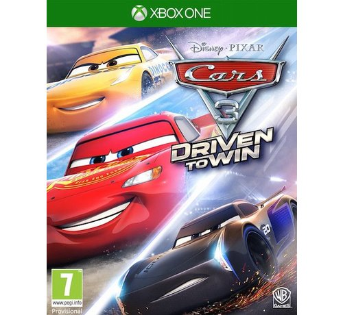 Warner Xbox One Cars 3: Driven to Win kopen