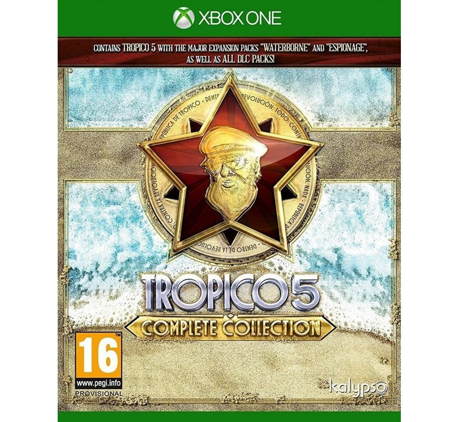 Xbox One Tropico 5: Complete Collection