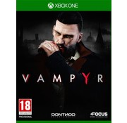 Focus Xbox One Vampyr