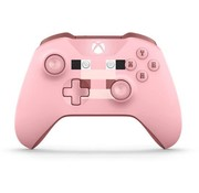 Microsoft Xbox One Wireless Controller Minecraft Pig Pink Limited Edition