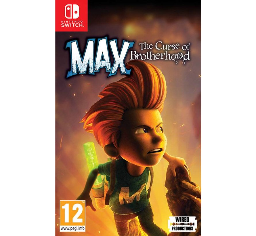Nintendo Switch Max: The Curse of Brotherhood kopen