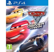 Warner PS4 Cars 3: Driven to Win