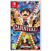 Take Two Nintendo Switch Carnival Games