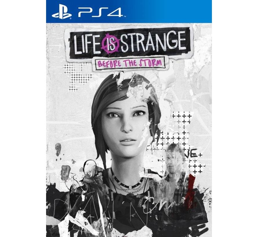 PS4 Life is Strange: Before the Storm Limited Edition