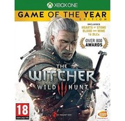 Namco Bandai Xbox One The Witcher 3 Wild Hunt Game of the Year Edition