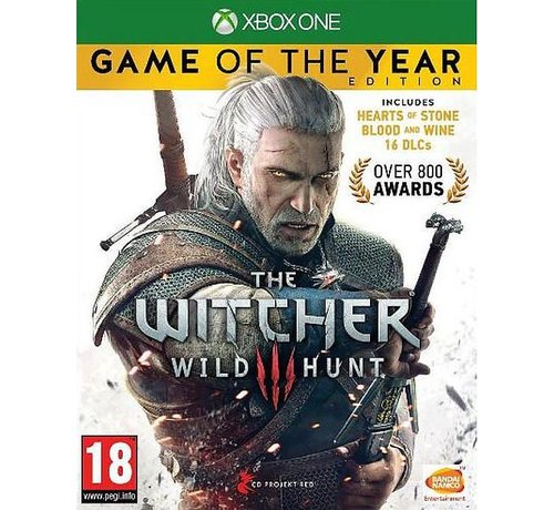 Bandai Namco Xbox One The Witcher 3: Wild Hunt - Game of the Year Edition kopen