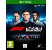 Codemasters Xbox One F1 2018