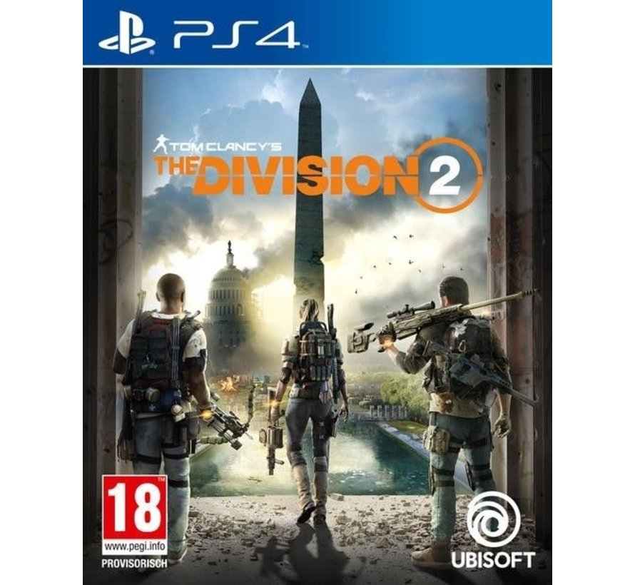 PS4 Tom Clancy's The Division 2 kopen