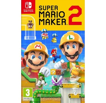 Nintendo Nintendo Switch Super Mario Maker 2