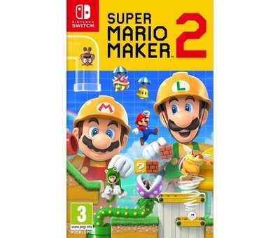 Nintendo Nintendo Switch Super Mario Maker 2 kopen