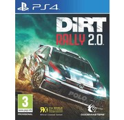 Codemasters PS4 DiRT Rally 2.0 Day One Edition