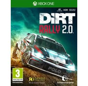 Codemasters Xbox One DiRT Rally 2.0 Day One Edition