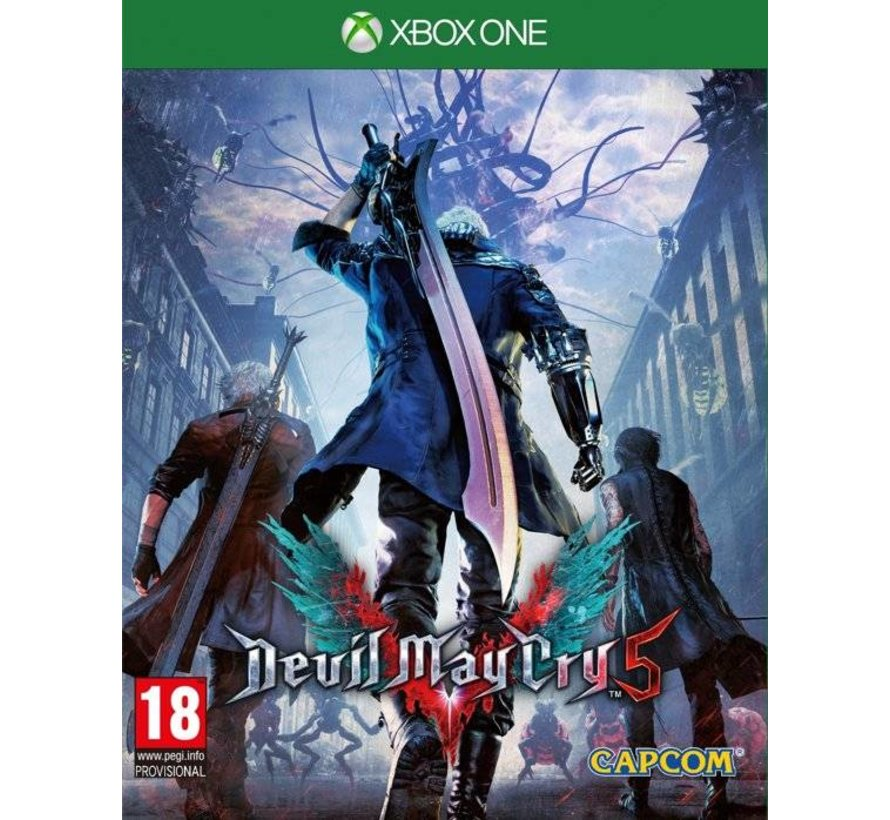 Xbox One Devil May Cry 5 kopen
