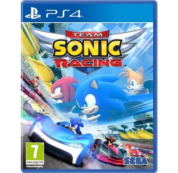 SEGA PS4 Team Sonic Racing