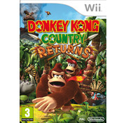 Nintendo Nintendo Wii Donkey Kong Country Returns
