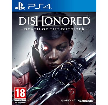Bethesda PS4 Dishonored: Death of the Outsider