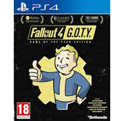 Bethesda PS4 Fallout 4 Game of the Year Edition