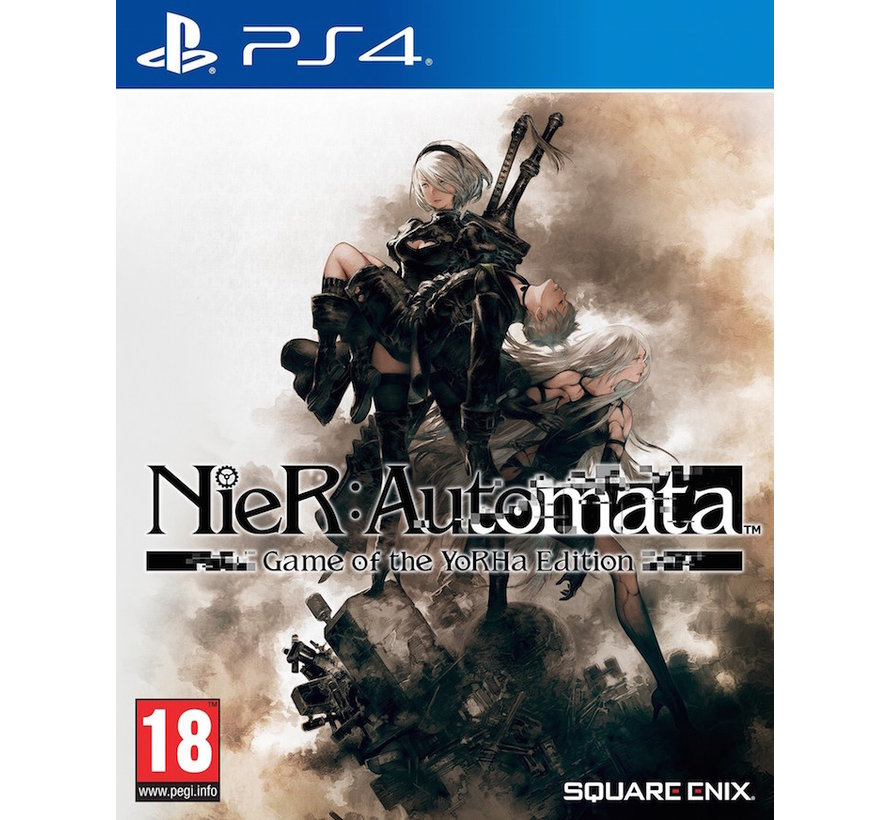 PS4 NieR: Automata: Game of the YoRHa Edition