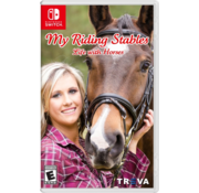 Nintendo Switch My Riding Stables - Life With Horses