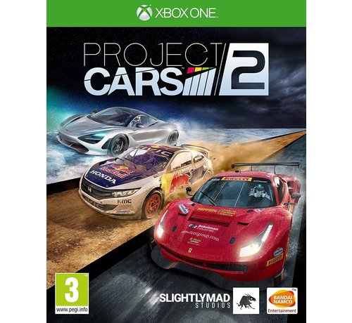 Bandai Namco Xbox One Project Cars 2 (Standard Edition)