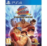 Capcom PS4 Street Fighter 30th Anniversary Collection