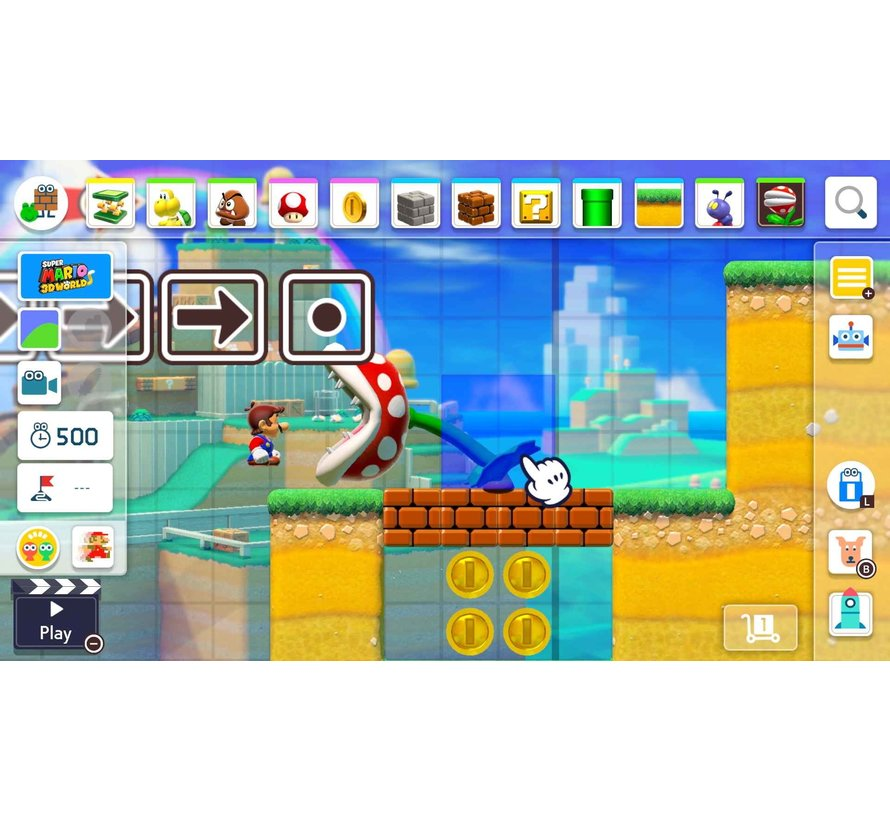 Nintendo Switch Super Mario Maker 2 kopen