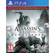 Ubisoft PS4 Assassin's Creed III (3)  Remastered