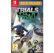 Ubisoft Nintendo Switch Trials Rising - Gold Edition