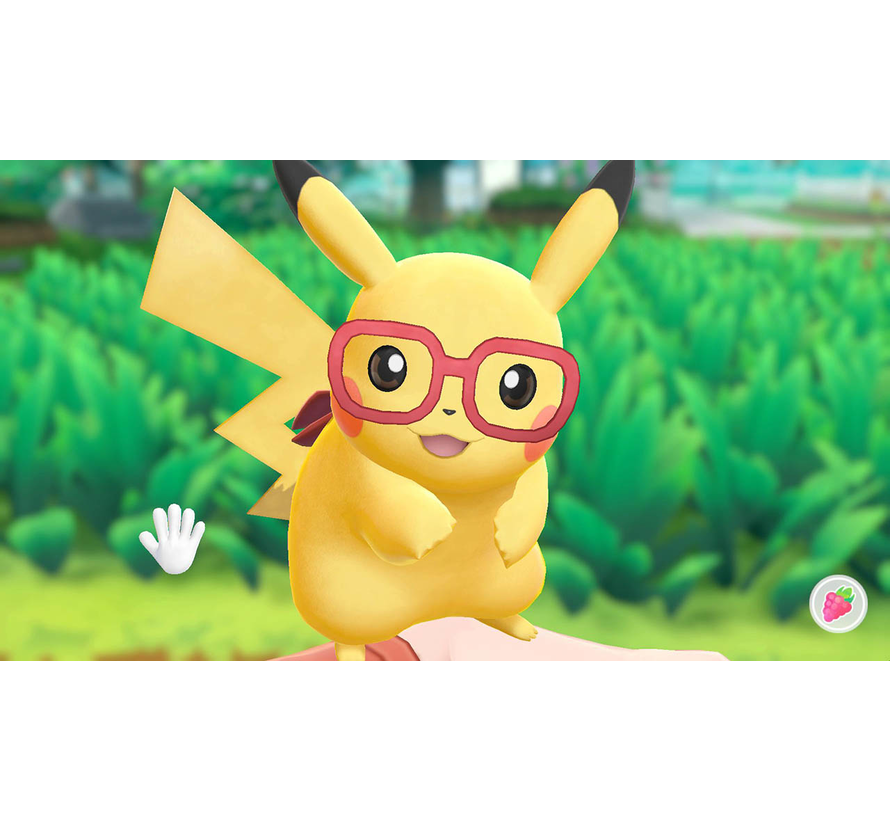 Nintendo Switch Pokemon: Let's Go, Pikachu! kopen
