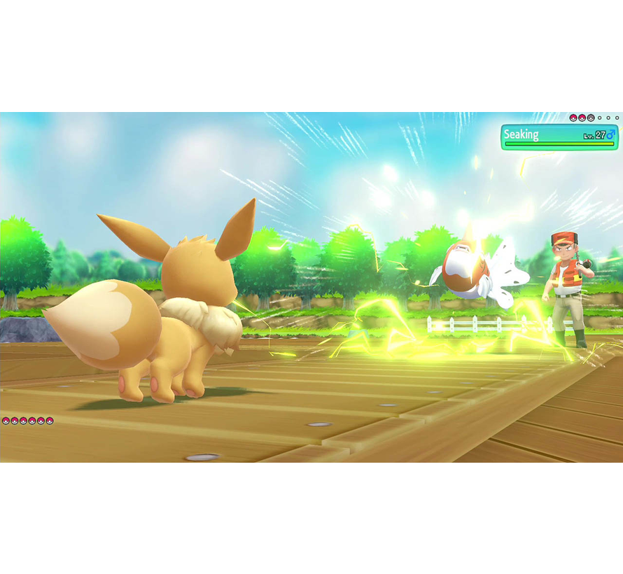 Nintendo Switch Pokemon: Let's Go, Eevee! kopen