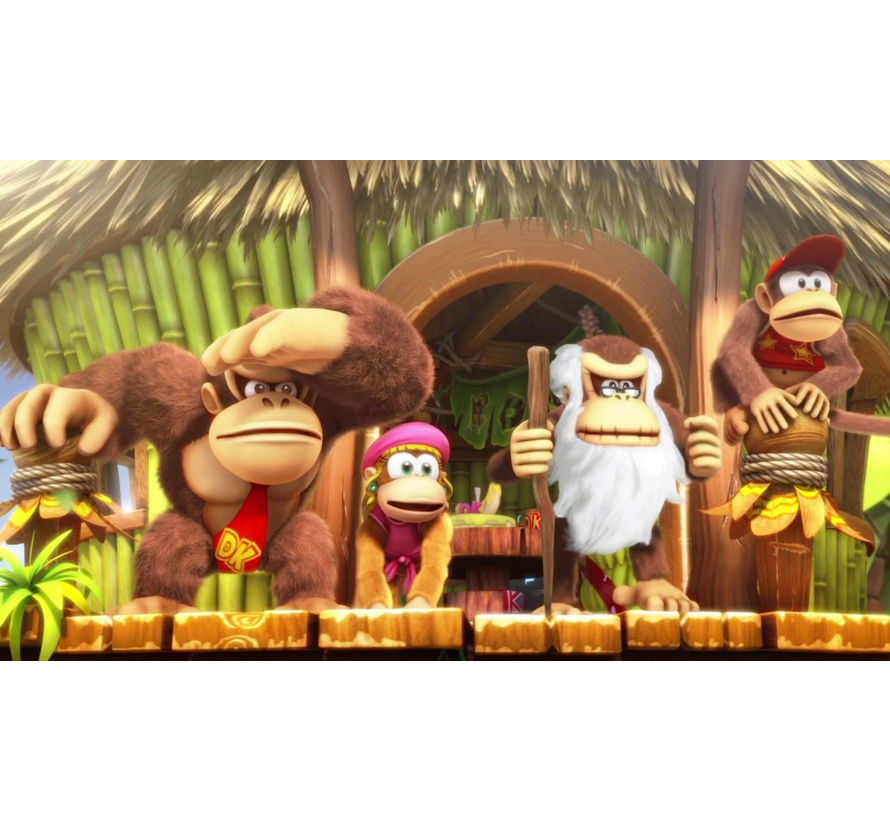 Nintendo Switch Donkey Kong Country: Tropical Freeze kopen