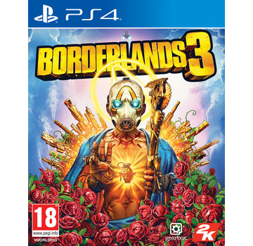 Take Two PS4 Borderlands 3