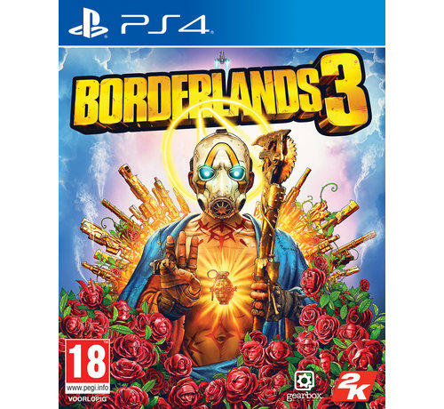Take Two PS4 Borderlands 3 kopen
