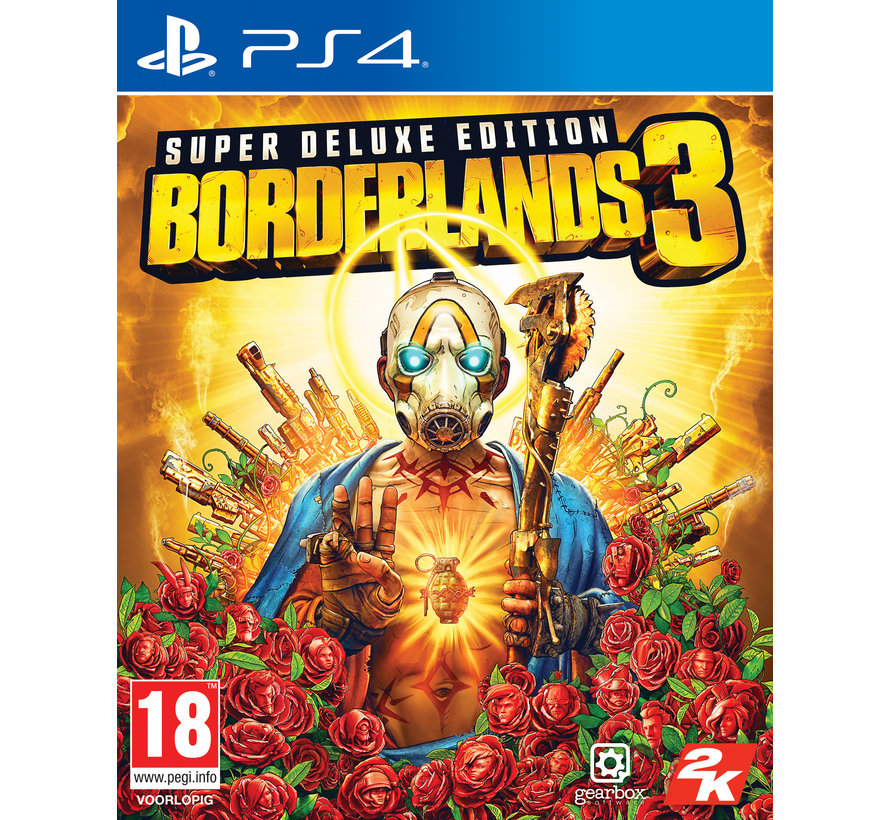 PS4 Borderlands 3 Super Deluxe Edition kopen