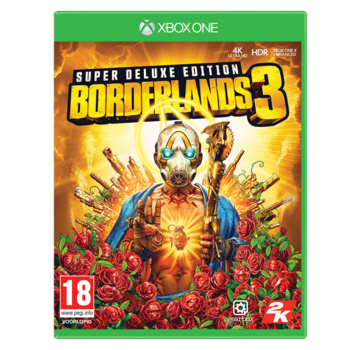 Take Two Xbox One Borderlands 3 Super Deluxe Edition