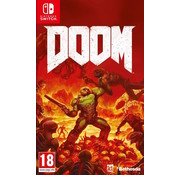 Bethesda Nintendo Switch DOOM