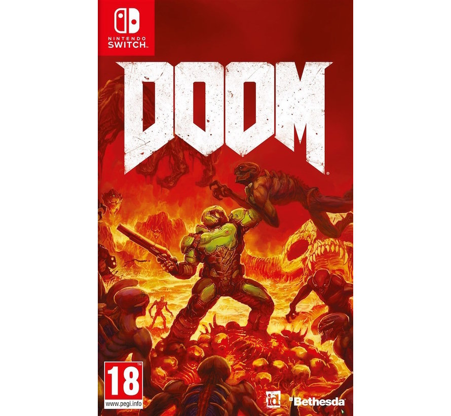 Nintendo Switch DOOM kopen