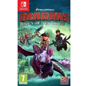 Nintendo Switch Dragons: Dawn of New Riders