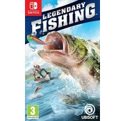 Ubisoft Nintendo Switch Legendary Fishing
